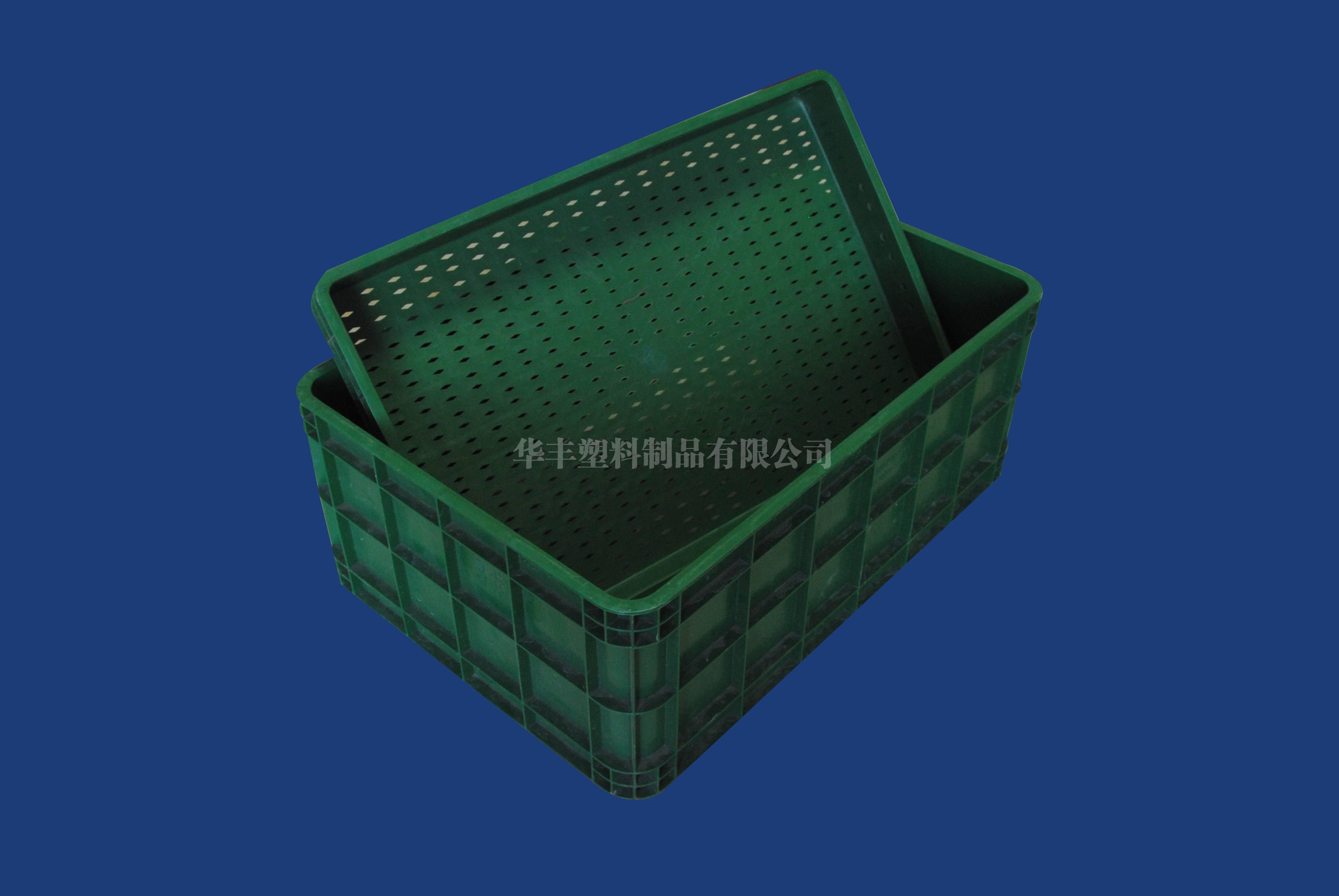 芽苗菜塑料周转箱套箱