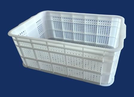 矮豆粒塑料周转箱