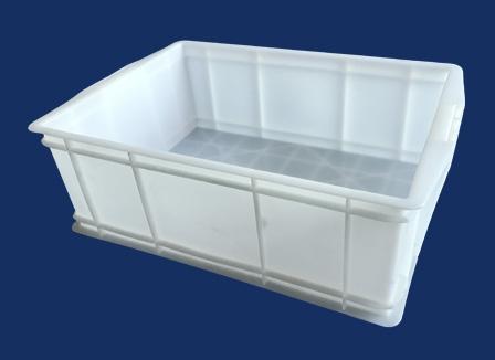 白色塑料周转箱