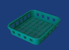 食品耐高温周转箱