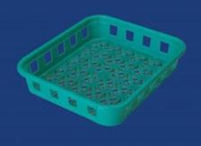 绿色灭菌篮规格